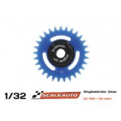 SCALEAUTO SC-1169 CORONA 29 DIENTESANGLEWINDER 25° PROCOMP-RS