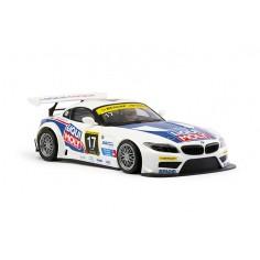 NSR BMW Z4 GT3 E89 LIQUI MOLY 24h DUBAI 2011