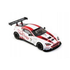 NSR 002AW ASTON MARTIN AVS GT3 FIA GTI 2010 TEAM YOUNG DRIVER
