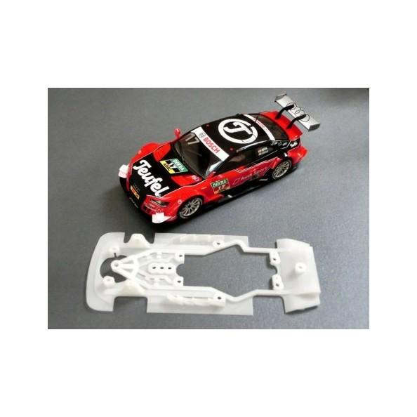 KAT RACING K/004V CHASIS 3D AUDI A5 DTM SCALEXTRIC