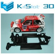 KILSLOT KS-BM3B CHASIS 3D LINEAL BLACK MG METRO MSC