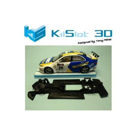 KILSLOT KS-VH1T CHASIS 3D LINEAL RACE SOFT HONDA ACCORD SCX (VELOCIDAD)