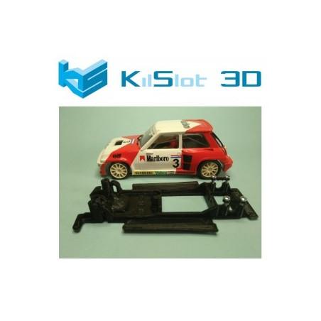 KILSLOT KS-BR1B CHASIS LINEAL BLACK RENAULT R5 MAXI SPIRIT