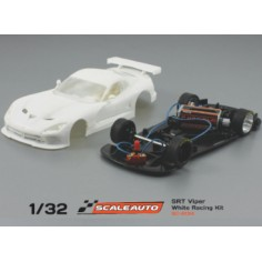 SCALEAUTO SC-6134 SRT VIPER GTS-R KIT EN BLANCO
