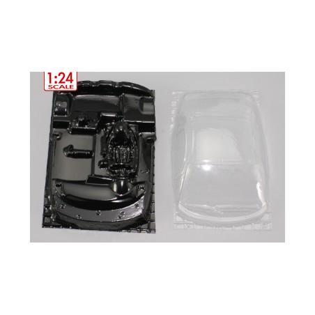 SCALEAUTO SC-7908 INTERIOR ALIGERADO SRT VIPER GTS-R 1/24