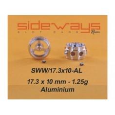 SIDEWAYS RC-SWW1731AL LLANTAS ALUMINIO 17,3x10mm ALIGERADAS