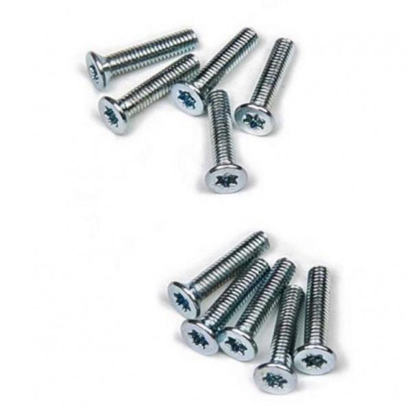MITOOS M353 10 TORNILLOS AVELLANADO TORX-06 M2 x 12 mm