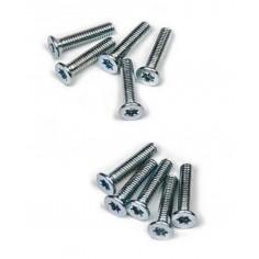 MITOOS M367 10 TORNILLOS AVELLANADO TORX-08 M2 x 12 mm