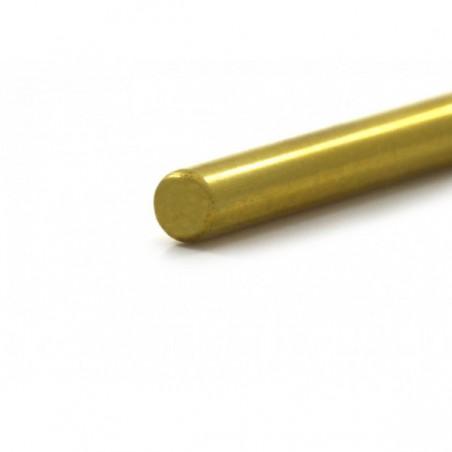 SCALEAUTO SC-1213B EJE ACERO RECUBIERTO 65 mm