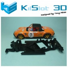 KILSLOT KS-AP58 CHASIS 3D ANGULAR RACE 2018 PORSCHE 914/6 R SRC