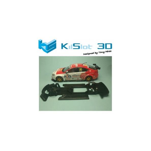 KILSLOT KS-VG1T CHASIS 3D LINEAL RACE SOFT MG 6 SUPERSLOT (VELOCIDAD)