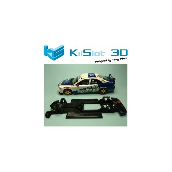 KILSLOT KS-VV1T CHASIS 3D LINEAL RACE SOFT VOLVO S60-R SCX (VELOCIDAD)