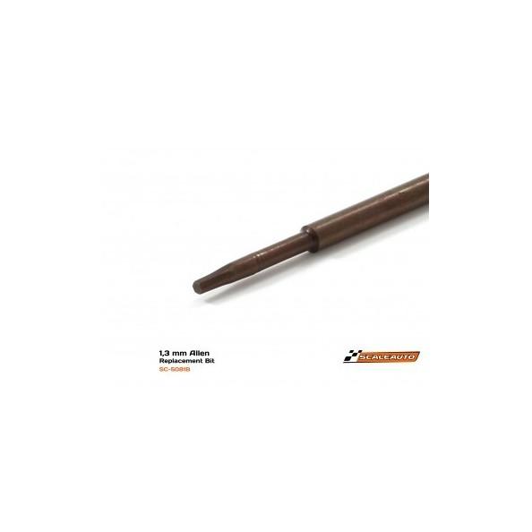 SCALEAUTO SC-5081B PUNTA RECAMBIO M2,5 (1,3MM)