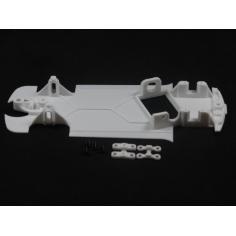 3D SRP 001139 CHASIS 3D ÁNGULO MONOBLOCK GT3 ITALIA BLACK ARROW