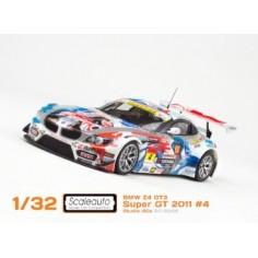 COCHE SLOT SCALEAUTO BMW Z4 GT3 STUDIE AG