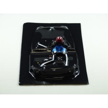 3D SRP 011010/B COCKPIT LEXAN DECORADO AUDI Y MERCEDES DTM SCX 3D SRP