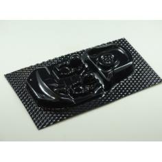 3D SRP 011005 COCKPIT LEXAN ASTOM MARTIN DBR9 BLACK ARROW
