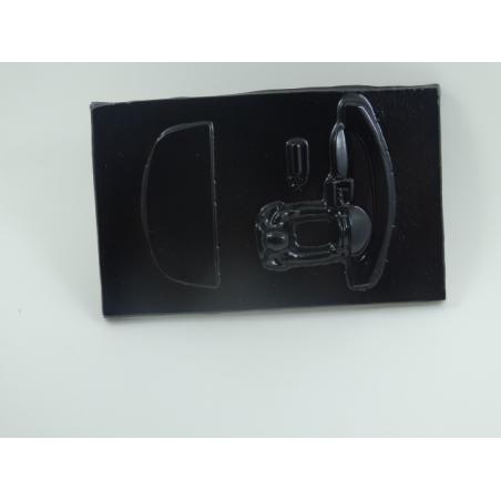3D SRP 011004 COCKPIT LEXAN HONDA HSV 010 GT SCALEAUTO