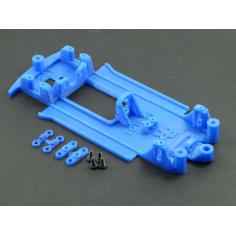 RR3D007011 CHASIS 3D LINEA PEUGEOT 207 AVANT SLOT (MEDIUM)