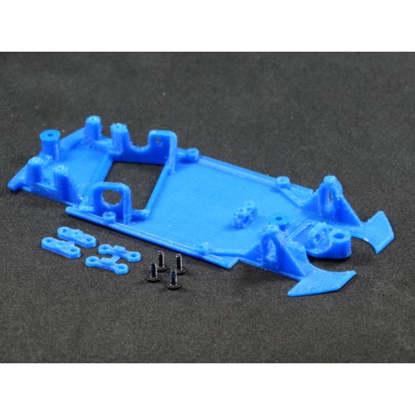 3D SRP RR3D007012 CHASIS 3D ANGULO PEUGEOT 207 AVANT SLOT (MEDIUM)
