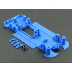 3D SRP RR3D007013 CHASIS 3D LINEA SUBARU SCALEAUTO (MEDIUM)