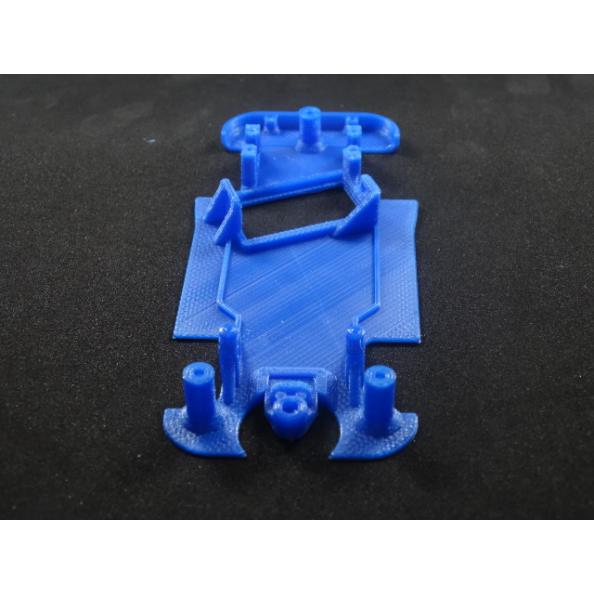 3D SRP RR3D007014 CHASIS 3D ANGULO SUBARU SCALEAUTO (MEDIUM)