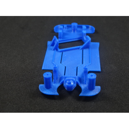 3D SRP RR3D007014/A CHASIS 3D ANGULO SUBARU SCALEAUTO (SOFT)