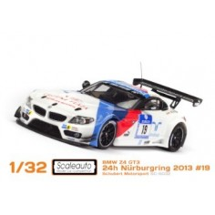 SCALEAUTO SC-6032 BMW Z4 GT3 24H NURBURGRING 2013 19 HOME SERIES