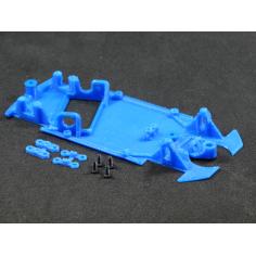 3D SRP RR3D007016 CHASIS 3D ANGULO PEUGEOT 208 SCALEAUTO (MEDIUM)