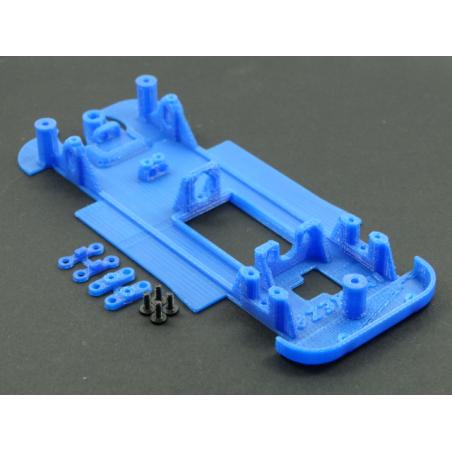 3D SRP RR3D007015 CHASIS 3D LINEA PEUGEOT 208 SCALEAUTO (MEDIUM)