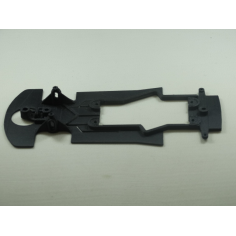 3D SRP 059661 CHASIS CARBONO LAMBO BLACK BULL BLACK ARROW