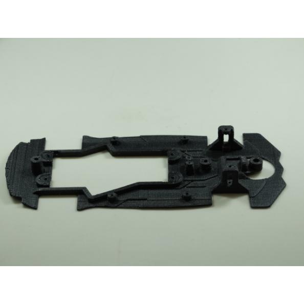 3D SRP 059669 CHASIS CARBONO CORVETTE C7R SCALEAUTO