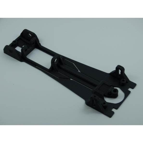 3D SRP 059671/N CHASIS CARBONO BUGGYRA MK002/B LLANTA DOBLE FLY