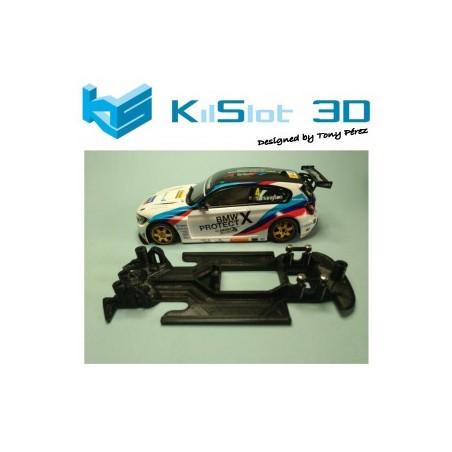 KILSLOT KS-VB2T CHASIS LINEAL RACE SOFT BMW 125 BTCC SUPERSLOT