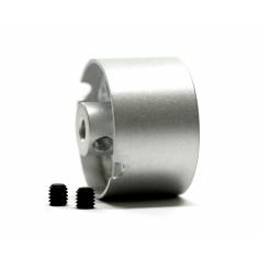 SLOTING PLUS SP027253 LLANTA 1/24 UNIVERSAL 17 x 8 mm