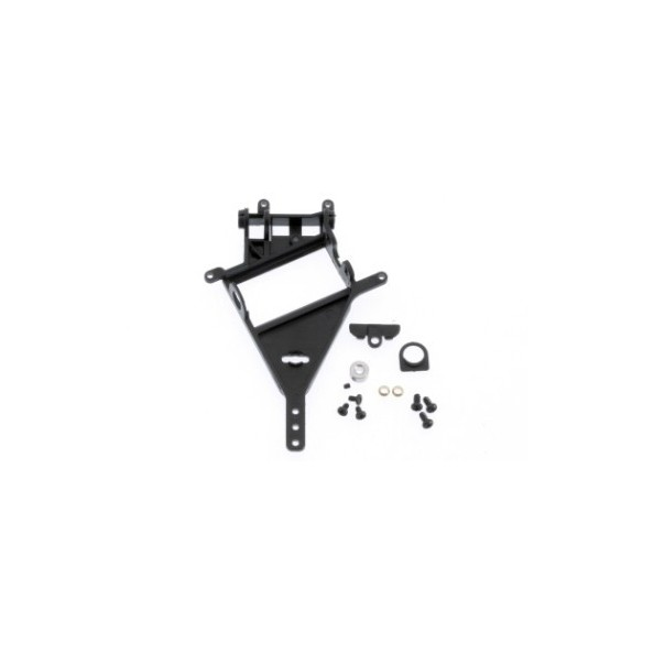 SCALEAUTO SC-6521B SOPORTE MOTOR ANGLEWINDER RT2 SCALEAUTO OFFSET -0.5mm