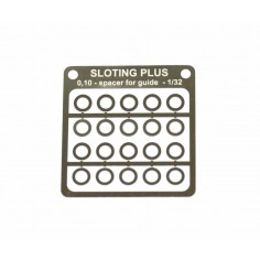 SLOTING PLUS SP069001 SEPARADOR 0,10mm PARA GUIA 1/32 ACERO INOX