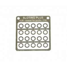 SLOTING PLUS SP069002 SEPARADOR 0,20mm PARA GUIA 1/32 ACERO INOX