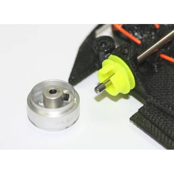 SLOTING PLUS SP079920 POLEA 3D DELANTERA 9 mm PARA LLANTA