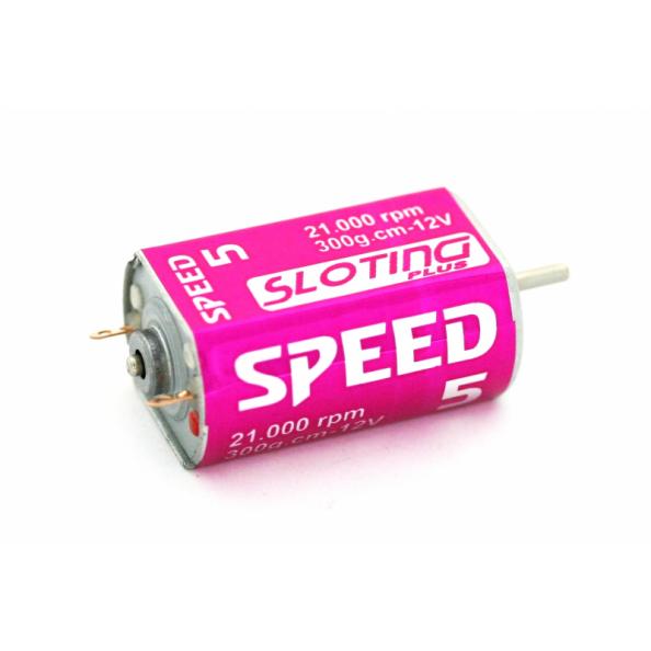 SLOTING PLUS SP090005 MOTOR SPEED 5 21.000 rpm