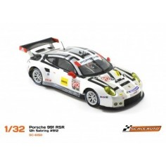COCHE SLOT GT PORSCHE 991 HOME SERIES SCALEAUTO