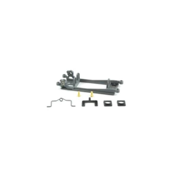 SLOT.IT SI-CH114 SOPORTE MOTOR EN LINEA *DURO* OFFSET 0.5mm DTM/GRUPO C