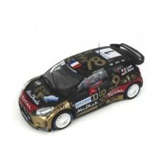 "CITROEN DS3 WRC ""LOEB-ELENA"" SCALEXTRIC"
