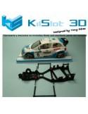 KILSLOT KS-WRS1V2 Chasis 3d WRS E1 Versión 2