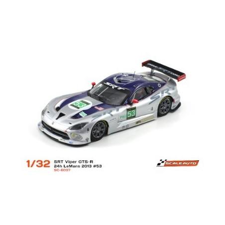 SCALEAUTO SC-6037 DODGE VIPER GTS-R 53 24H. LE MANS 2013