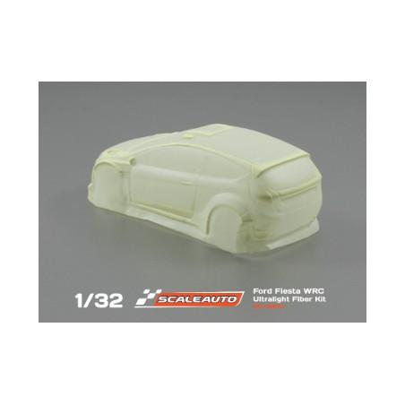 SCALEAUTO SC-3800 Carrocería Fibra Ford Fiesta WRC