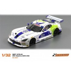 SCALEAUTO SC-6107 SRT VIPER GTS-R EXCHANGE 33 24H. DAYTONA 2015