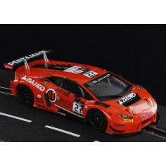 SIDEWAYS SWCAR01D Lamborghini Huracán GT3 Orange 1 Team Lazarus