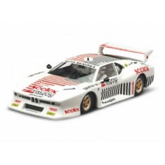 COCHE SLOT SCALEAUTO BMW M1 Gr.5 500km FUJI1982 8 TEAM SEEL HOME SERIES