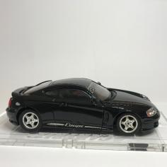 CARTRIX 0503 Hyundai Coupé Road Car negro